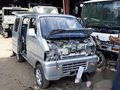 Silver Suzuki Multi-Cab 2012 Automatic Gasoline for sale-5