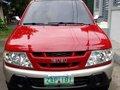 Red Isuzu Crosswind 2005 Manual at 75000 km for sale -5