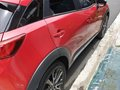 Sell Red 2017 Mazda Cx-3 Automatic Gasoline in Quezon City -3