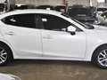 White 2015 Mazda 3 Automatic for sale in Quezon City -2
