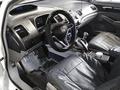 White Honda Civic 2009 at 69912 km for sale -3