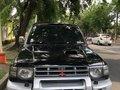 Black 2003 Mitsubishi Pajero for sale in Las Pinas -0