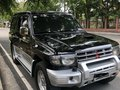 Black 2003 Mitsubishi Pajero for sale in Las Pinas -1