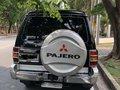 Black 2003 Mitsubishi Pajero for sale in Las Pinas -2