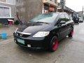 Black 2006 Honda City for sale in Dumalinao -0