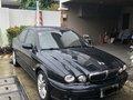 Selling Black Jaguar X-Type 2008 Automatic Gasoline at 12000 km -3