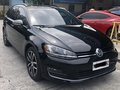 Black 2018 Volkswagen Golf at 8000 km for sale in Pasig -5
