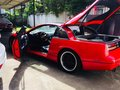 Red 1992 Nissan 300 Zx for sale in Manila -3