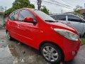 Selling Red Hyundai I10 2011 Hatchback in Tabina -0