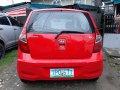 Selling Red Hyundai I10 2011 Hatchback in Tabina -1