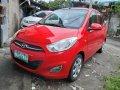 Selling Red Hyundai I10 2011 Hatchback in Tabina -2