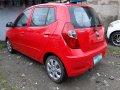 Selling Red Hyundai I10 2011 Hatchback in Tabina -5