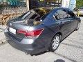Grey 2009 Honda Accord 2.4 Automatic for sale in Makati-2