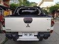 White 2011 Mitsubishi Strada Manual Diesel for sale -2