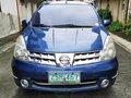 Blue 2008 Nissan Grand Livina Automatic Gasoline for sale -1