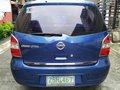 Blue 2008 Nissan Grand Livina Automatic Gasoline for sale -2