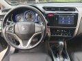 Black Honda City 2015 at 55000 km for sale -0