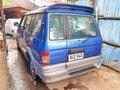 Blue Mitsubishi Adventure 2001 for sale -4