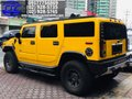 Sell Used 2004 Hummer H2 Automatic Gasoline in Quezon City -2