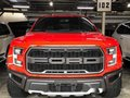 Selling Red Ford F-150 2019 Automatic Gasoline -6