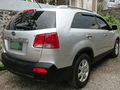 Sell 2nd Hand 2011 Kia Sorento at 35600 km in Baguio -2