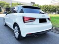 Sell White 2018 Audi A1 Automatic Gasoline -1