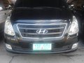 Selling Hyundai Black Grand Starex 2012  CVX VGT for sale in Quezon City-0