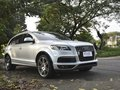 Silver Audi Q7 2010 Automatic Diesel for sale-8