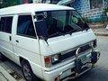 Mitsubishi L300 Versa Van 4d56 Diesel engine Manual trans. 99 mdl-0