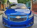 Selling Blue Chevrolet Cruze 2012 at 70000 km -9