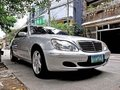 2002 Mercedes-Benz S-Class for sale in Makati -8