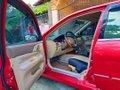 Selling Red Mitsubishi Lancer 2003 at 100000 km -1