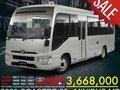 New Toyota Coaster Minibus MT-0