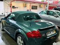 Green Audi Tt 2001 Coupe / Roadster at Manual  for sale in Manila-7