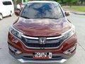 2017 Honda CR-V 2.4 AWD A/T GAS-1
