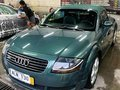 Green Audi Tt 2001 Coupe / Roadster at Manual  for sale in Manila-6