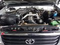 Grey Toyota Land Cruiser 2000 for sale in Pasig-0