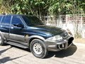 Black Ssangyong Musso 2006 for sale in Cebu City-8