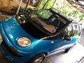 Selling Blue Chevrolet Matiz 1999 in Manila-8