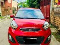 Sell Red 2010 Kia Picanto in Bacoor-5
