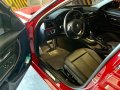Red Bmw 320D 2014 for sale in Manila-3
