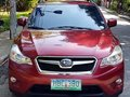 Red Subaru Xv 2013 at 56000 km for sale -4