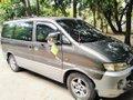 Grey Hyundai Starex 2001 for sale in Lubao-4