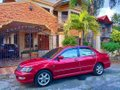 Red Mitsubishi Lancer 2003 Automatic for sale -7