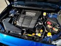 Blue Subaru Wrx 2015 for sale in Manual-0