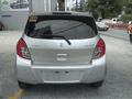 Selling Silver Suzuki Celerio 2017 Hatchback in Manila-1