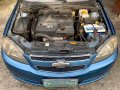 Blue Chevrolet Optra 2008 for sale in Manila-5