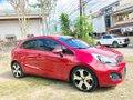 Selling Red Kia Rio 2012 in Cebu City-0