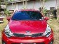 Selling Red Kia Rio 2012 in Cebu City-4