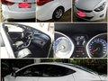 Selling White Hyundai Elantra 2014 in Quezon City-6